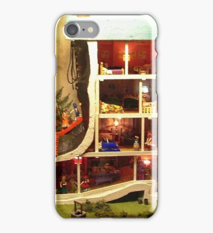 There was an Old Woman Who Lived in a Shoe iPhone Case/Skin