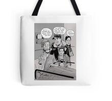 The Waking Dead Tote Bag