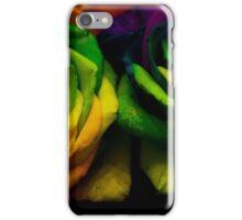 Rainbow RoseS iPhone Case/Skin