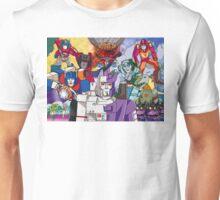 Tf The Movie 1986 Unisex T-Shirt