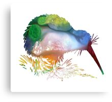 Kiwi Bird Canvas Print