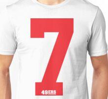 kaepernick seven Unisex T-Shirt
