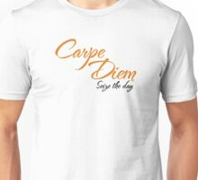 Dead Poets Society - Carpe Diem - Seize The Day Unisex T-Shirt