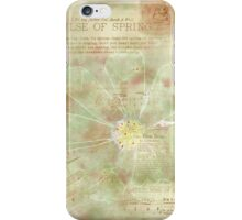 Pulse Of Spring  iPhone Case/Skin