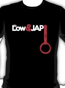 LowLife & JAP Tsurikawa – hang ring (2) T-Shirt
