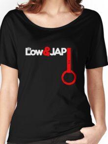 LowLife & JAP Tsurikawa – hang ring (2) Women's Relaxed Fit T-Shirt