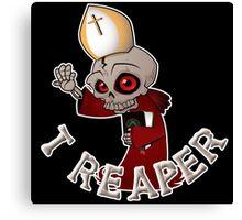T Reaper Canvas Print