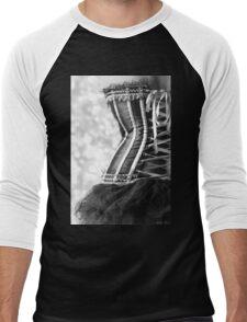 Ribbons and Lace Men's Baseball ¾ T-Shirt
