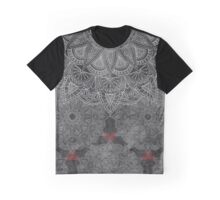 Mandala - Concrete Graphic T-Shirt