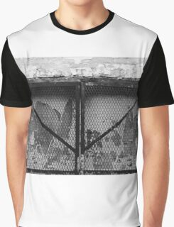 Urban Decay #2 Black and White Photography Graphic T-Shirt