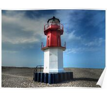 Point of Ayre Lighthouse - Winkie Poster