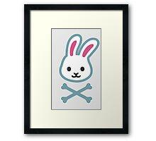rabbit and the bones   Framed Print