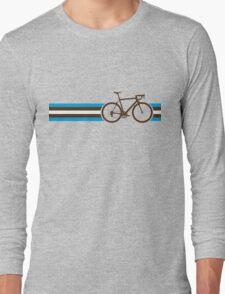 Bike Stripes AG2R La Mondiale Long Sleeve T-Shirt