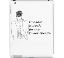 Doctor Who - A goodbye iPad Case/Skin