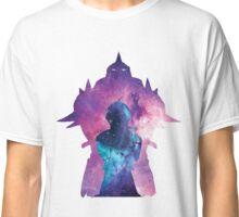 Fullmetal Alchemist Elric Brothers Galaxy Classic T-Shirt