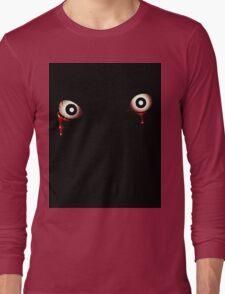 Joker Eyes Long Sleeve T-Shirt