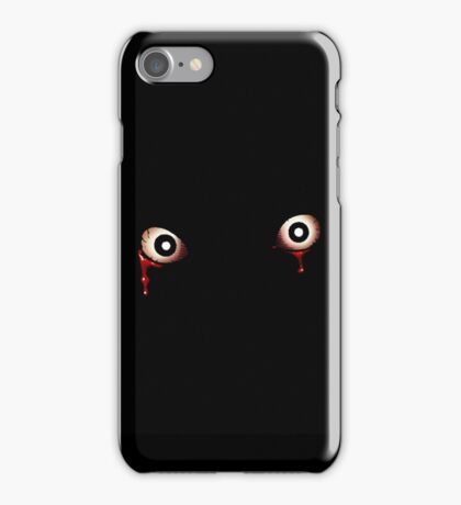 Joker Eyes iPhone Case/Skin