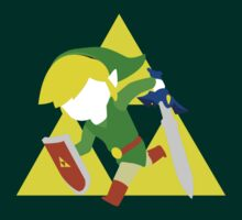 Super Smash Bros Toon Link by Dalyz