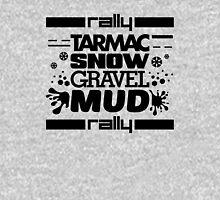 Rally – tarmac snow gravel mud (1) Unisex T-Shirt