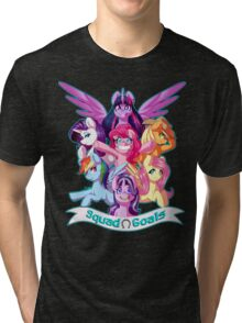 #Squad Goalz Tri-blend T-Shirt