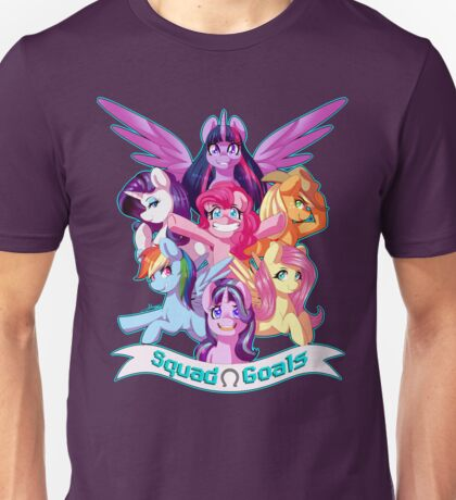 #Squad Goalz Unisex T-Shirt