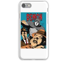 The Demon Cover Image  iPhone Case/Skin