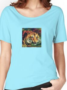 Bengal Tiger Women's Relaxed Fit T-Shirt