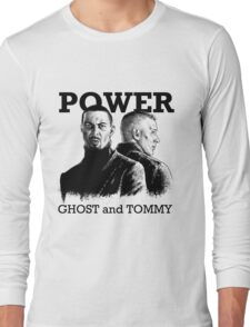 Power TV - Ghost and Tommy Long Sleeve T-Shirt