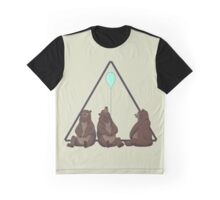 Brother Bears Graphic T-Shirt