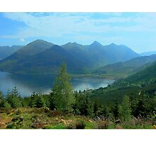 Five Sisters of Kintail Photographic Print