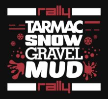 Rally – tarmac snow gravel mud (5) One Piece - Short Sleeve