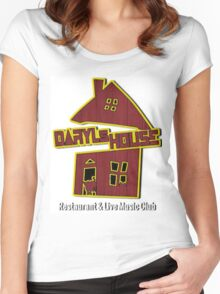 daryl hall & john oates tour 2016 Women's Fitted Scoop T-Shirt