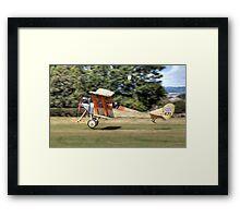 BE2 (Replica) Framed Print