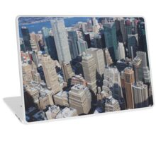 High Up Laptop Skin
