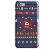 Dungeons and Dragons - Knitted Style iPhone Case/Skin