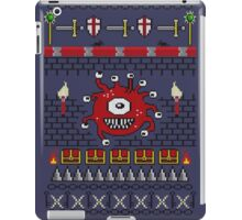 Dungeons and Dragons - Knitted Style iPad Case/Skin