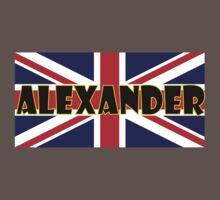 Alexander Baby Tee