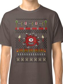 Dungeons and Dragons - Knitted Style Classic T-Shirt