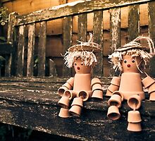Flowerpot Men by Paul-M-W