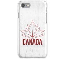 WCOH - Canada Phone Case iPhone Case/Skin