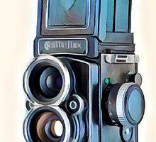 Rolleiflex  by Jean-François Dupuis