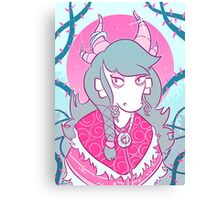 Dragons for Hire - Noble Supporter Canvas Print