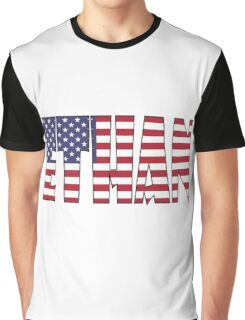 Ethan (USA) Graphic T-Shirt