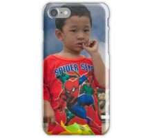 Little Spider Man iPhone Case/Skin