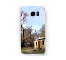 Fire after effects at the Grampians Samsung Galaxy Case/Skin