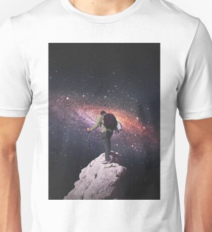 Space tourist Unisex T-Shirt