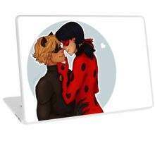 Ladybug and Chat Noir Laptop Skin