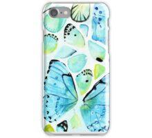 Painted Butterflies iPhone Case/Skin