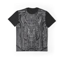 Gigeresque alien form Graphic T-Shirt