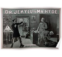 Performing Arts Posters Dr Jekyll and Mr Hyde 0583 Poster